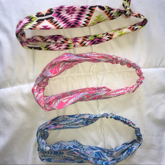 American Eagle Outfitters Accessories - Set of 3 AEO Headbands